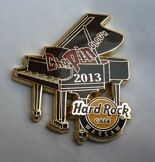 Hard Rock Cafe WARSAW 2013 Event ChoPINoLogy Piano Pin LE 100