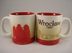 Starbucks POLAND CityMug WROCLAW 2010 CITY MUG New