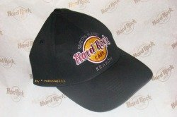 Hard Rock Cafe KRAKOW City BASEBALL CAP Black Hat NEW