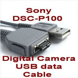 Sony USB Kabel Digital DSC Camera Cabel