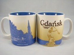 Starbucks POLAND CityMug GDANSK 2010 CITY MUG New