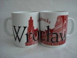 Starbucks POLAND CityMug WROCLAW 2009 CITY MUG New