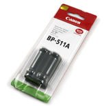 Canon Akumulator BP-511A BP-511 Bateria do 50D 40D 30D
