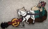 Hard Rock Cafe WARSAW 2013 Guitar 6th Anniversary Pin LE 150