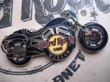 Hard Rock Cafe WARSAW '08 Black Bike LE PIN 250