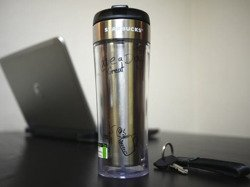 Starbucks CREATE YOUR OWN TUMBLER Kubek Termiczny 16 oz. 473ml