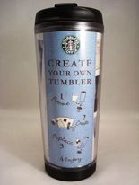 Starbucks CREATE YOUR OWN TUMBLER Kubek Termiczny Mug 16 oz. 470L