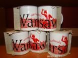 Starbucks POLAND CityMug WARSAW 2009 CITY MUG New