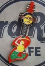 Hard Rock Cafe WARSAW 2st. Anniversary pin LE 300