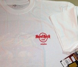 Hard Rock Cafe KRAKOW 2014 T-shirt CITY Tee S-XXL