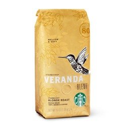 Kawa Starbucks VERANDA Blend Coffee ziarnista 250g
