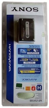 NP-FH100 SONY BATTERY NP FH 100 for BC-TRP BC-TRV