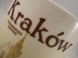 Starbucks POLAND CityMug KRAKOW 2010 CITY MUG New