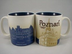 Starbucks POLAND CityMug POZNAN 2010 CITY MUG New