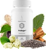 DuoLife Medical Formula ProSugar® Diabetes Nahrungsergänzungsmittel