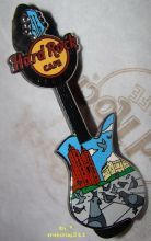 Hard Rock Cafe KRAKOW 2010 Old City Guitar PIN