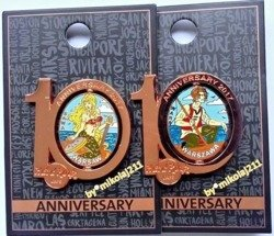 Hard Rock Cafe WARSAW 10th Anniversary 2017 Pin LE 300