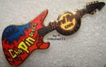 Hard Rock Cafe WARSAW 2013 Event ChoPINoLogy Guitar Pin LE 150