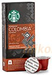 Kawa Starbucks COLOMBIA Roast Coffee kapsułki do Nespresso