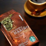 Kawa Starbucks Colombia Nariño Coffee ziarnista 250g