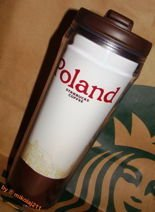 Starbucks Poland TUMBLER Kubek Termiczny Collectors City Mug 12 oz. 355L