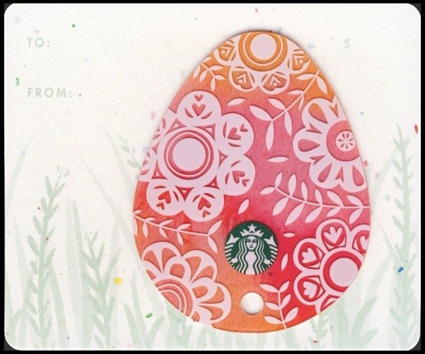 Starbucks poland warsaw easter 2017 prepaid gift card starbucks starbucks poland warsaw easter 2017 prepaid gift card negle Gallery