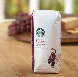 Kawa Starbucks SUMATRA Dark Roast Coffee ziarnista 250g
